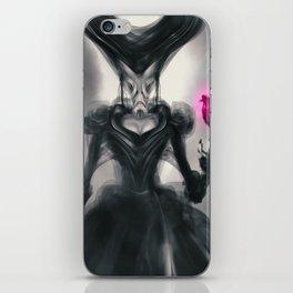 Miss Valentine iPhone Skin