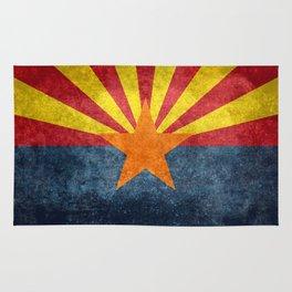 State flag of Arizona, the 48th state Rug