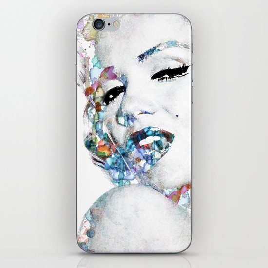Marilyn Monroe (NOW WITH MORE SIZES) iPhone & iPod Skin