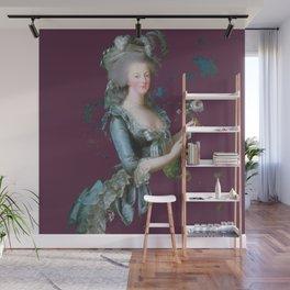 marie antoinette tribute  Wall Mural