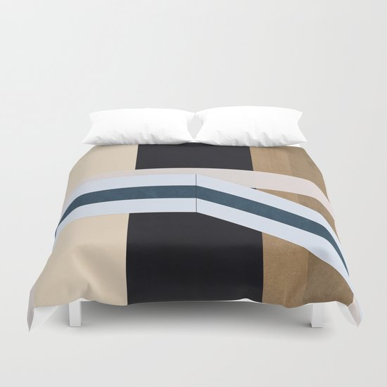 Abstract #156 Duvet Cover