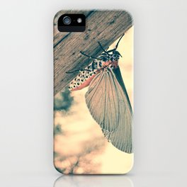 Dozing iPhone Case