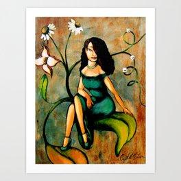 Katreena Art Print