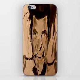 Portrait (Zachary Q) iPhone Skin