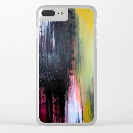 it's all inside you Clear iPhone Case