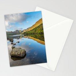 Crafnant Lake Snowdonia Stationery Cards