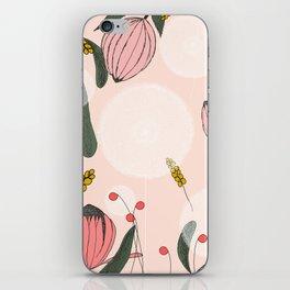 Blushing Blooms iPhone Skin