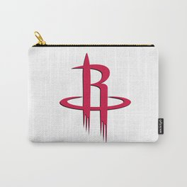 Houston Rocket Logo Carry-All Pouch