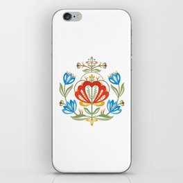 Nordic Jelsa iPhone Skin