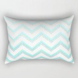 NUDE MINT  Rectangular Pillow