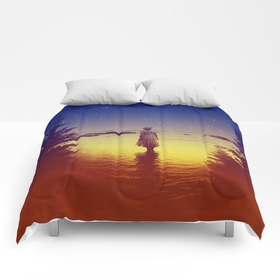Wander Night Noise Comforters