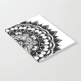 Cosmic Mandala Notebook