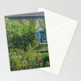 Monet's Gardens Giverny France Stationery Cards