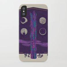 'Neath the Tower of Incomprehensible Sorcery Slim Case iPhone X