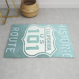 Route 101 Rug