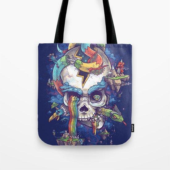 Strangely familiar Tote Bag