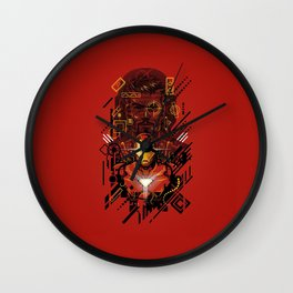 Mark I Wall Clock