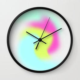 simple science Wall Clock