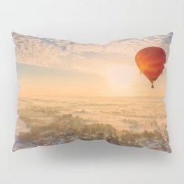 Floating Sunrise Pillow Sham