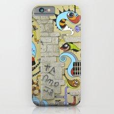 Street Art iPhone 6s Slim Case