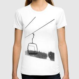 Ski Lifts Views T-shirt