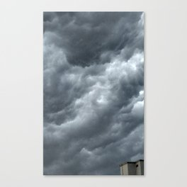 COOL CLOUD STORM Canvas Print
