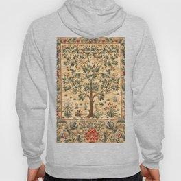 WILLIAM MORRIS - TREE OF LIFE Hoody