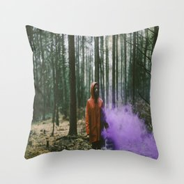 No Wrong Turnings Throw Pillow