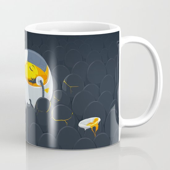 Egg Breath Mug