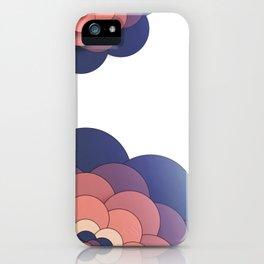Floral // Border iPhone Case