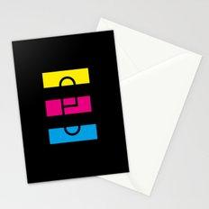 E like E Stationery Cards