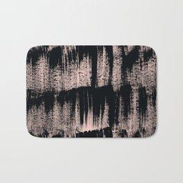 Painted surface Bath Mat