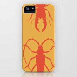 Beetle Grid V3 iPhone Case