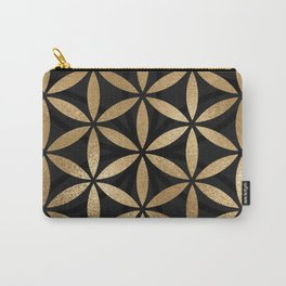Flower Of Life - Sacred Geometry Carry-All Pouch