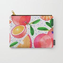 Citrus Love #digitalart #citrus Carry-All Pouch