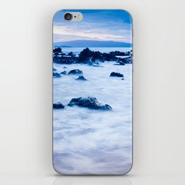 Keawakapu Kahaulani Aloha Tropical Nights iPhone Skin
