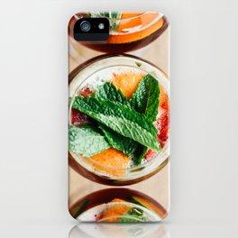 Cocktails iPhone Case