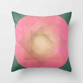 Floral sensations 2 Throw Pillow
