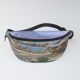 Old Port of Trapani on the Isle of Sicily Fanny Pack