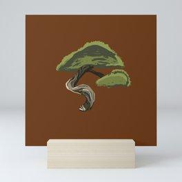 Bonsai Tree Mini Art Print