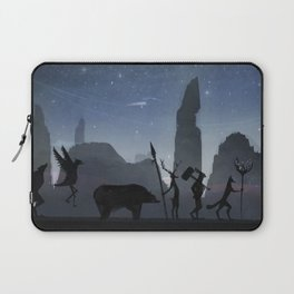 Ready for the battle Laptop Sleeve