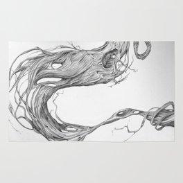 root loop series 01 Rug