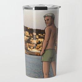 Nice Boy Travel Mug