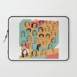 24 Female CEOs Laptop Sleeve