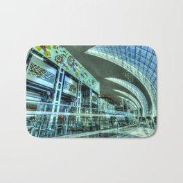 Dubai International Airport Bath Mat