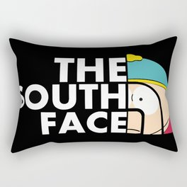 The south face Rectangular Pillow