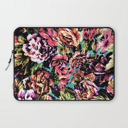 Psychedelic Flowerz Laptop Sleeve