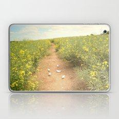 meadow of paperboats Laptop & iPad Skin
