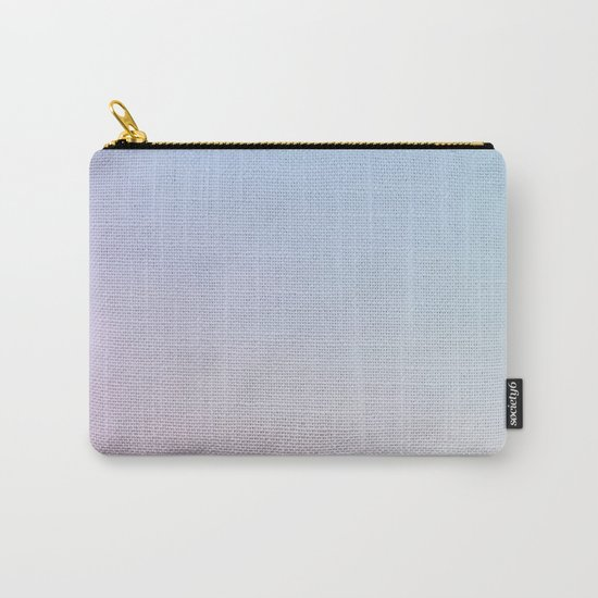 Pastel Gradient Carry-All Pouch
