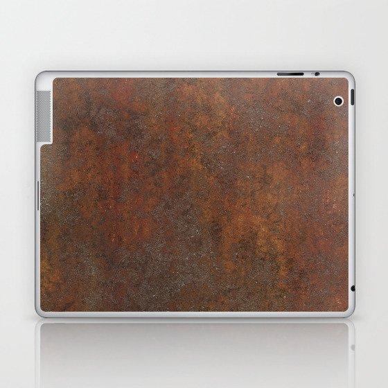 Rust Laptop & iPad Skin by patternmaker